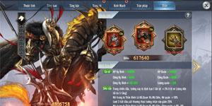 Tính năng Thần Binh chính thức ra mắt người chơi Tam Quốc Vương Giả Mobile