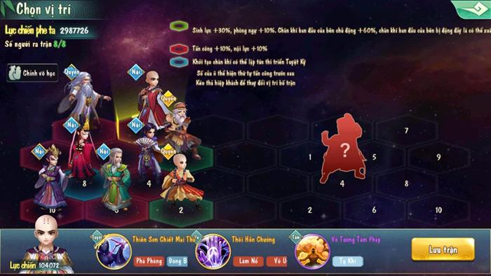 Đánh giá Tiếu Ngạo VNG: Game thẻ tướng kết hợp nhập vai thế giới mở tạo ấn tượng độc đáo 8