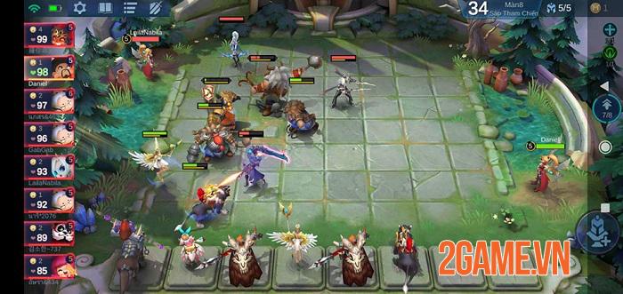 Magic Chess: Bang Bang - Game đấu cờ nhân phẩm dành riêng cho tín đồ Mobile Legends: Bang Bang 5