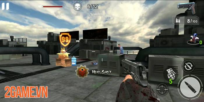 The Last of Plague Survivor - Game bắn súng đi cảnh mang lối chơi truyền thống 1