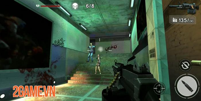 The Last of Plague Survivor - Game bắn súng đi cảnh mang lối chơi truyền thống 3
