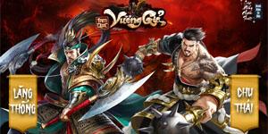 Hai vị tướng tài Chu Thái và Lăng Thống đến tay người chơi Tam Quốc Vương Gia