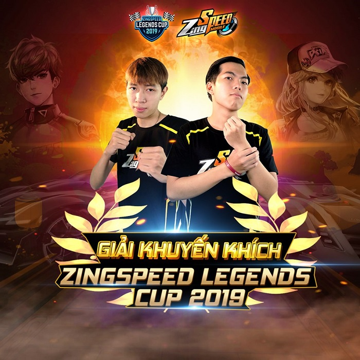 ZingSpeed Legends Cup 2019: Bệ phóng cho các tuyển thủ Việt tại Asian Cup 2019 1