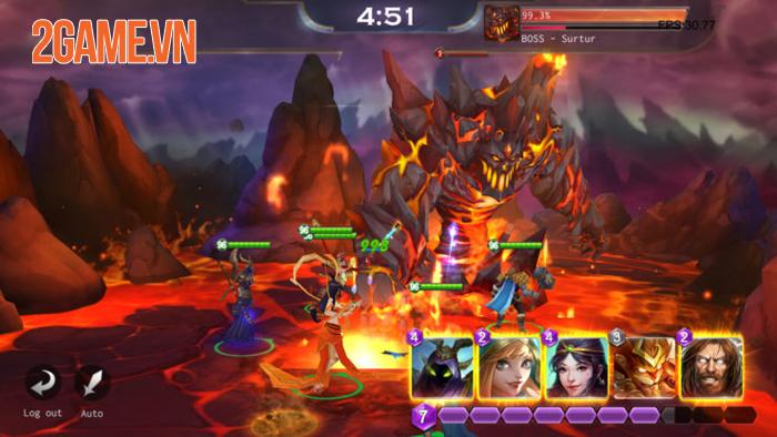 Smite Blitz - Game nhập vai chiến thuật lấy bối cảnh Thần thoại hoành tráng 3