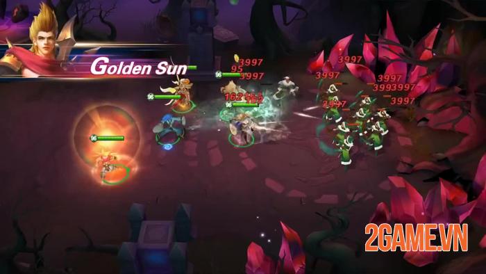 Smite Blitz - Game nhập vai chiến thuật lấy bối cảnh Thần thoại hoành tráng 2