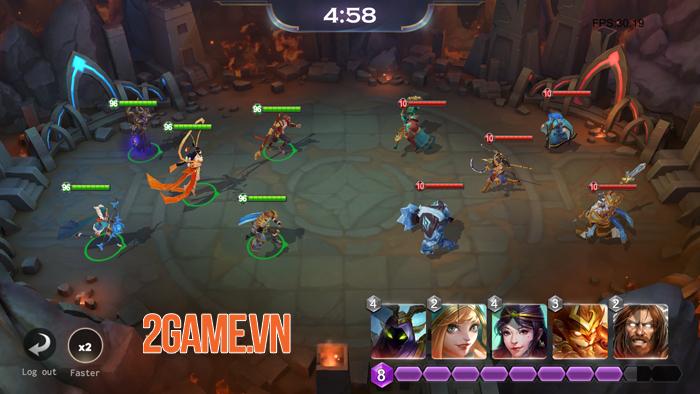 Smite Blitz - Game nhập vai chiến thuật lấy bối cảnh Thần thoại hoành tráng 1