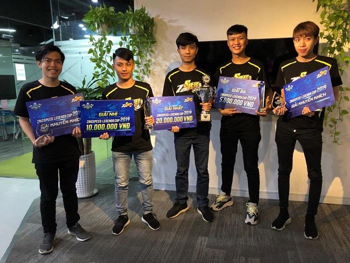 ZingSpeed Legends Cup 2019: Bệ phóng cho các tuyển thủ Việt tại Asian Cup 2019 2