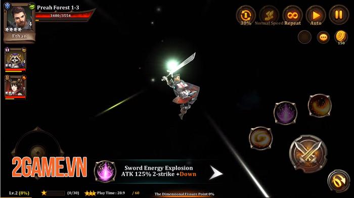Golden Knights Universe - Game thẻ tướng kết hợp nhập vai chặt chém đầy thú vị 0