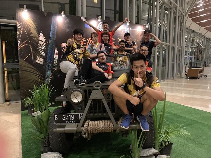 Hai đội tuyển PUBG Mobile Việt Nam đã có mặt tại Indonesia chuẩn bị cho giải chung kết PMCO 2019 Đông Nam Á 3