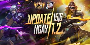 Đấu Trường Vinh Quang chính thức ra mắt phiên bản Update 1.2 với nhiều cập nhật hấp dẫn