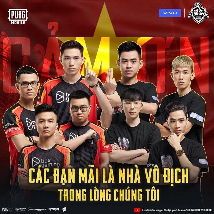 Box Gaming ngậm ngùi nằm ngoài top 4 tại Chung kết PMCO SEA 2019 6