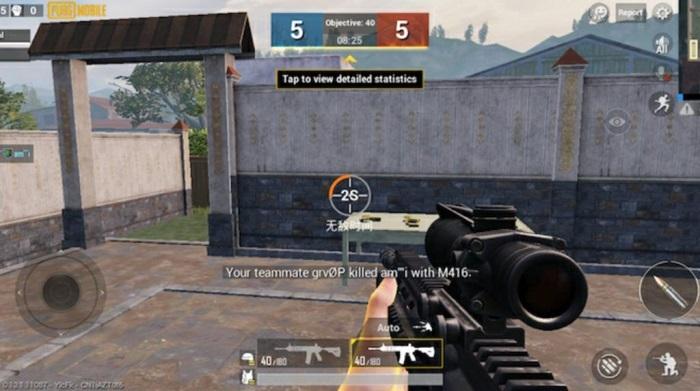 Thử sức mình với chế độ Team Deathmatch chỉ chơi với một bản đồ duy nhất trong PUBG Mobile 1