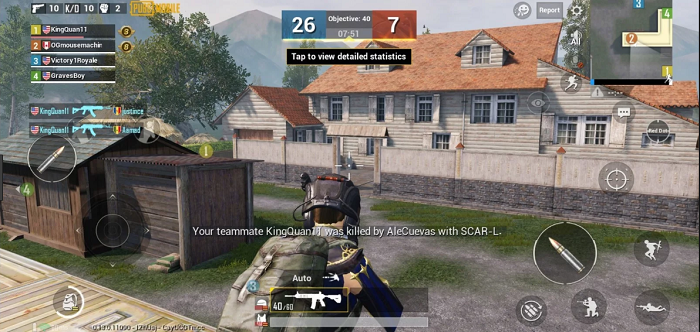 Thử sức mình với chế độ Team Deathmatch chỉ chơi với một bản đồ duy nhất trong PUBG Mobile 2