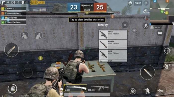 Thử sức mình với chế độ Team Deathmatch chỉ chơi với một bản đồ duy nhất trong PUBG Mobile 3