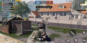 Thử sức mình với chế độ Team Deathmatch chỉ chơi với một bản đồ duy nhất trong PUBG Mobile