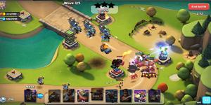 Boom Battlefield – Game thủ thành chiến thuật mới ra của Hiker Games