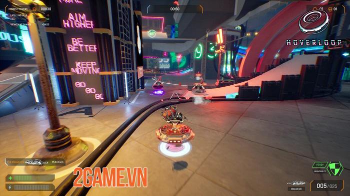 Hoverloop - Game loạn chiến sinh tử lấy bối cảnh tương lai hiện đại 0