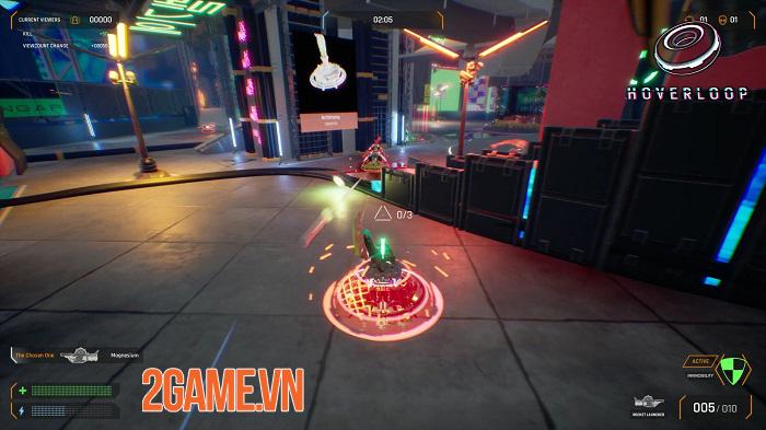 Hoverloop - Game loạn chiến sinh tử lấy bối cảnh tương lai hiện đại 1