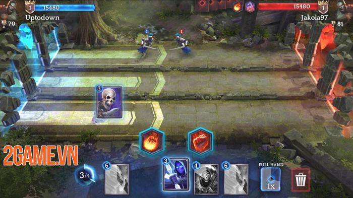 Heroic – Magic Duel: Game chiến thuật thả quân vô cùng cân não! 2
