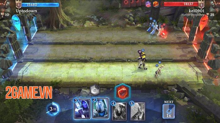Heroic – Magic Duel: Game chiến thuật thả quân vô cùng cân não! 3