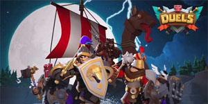Duels – Game nhập vai đối kháng kiểu mới dành cho tín đồ di động