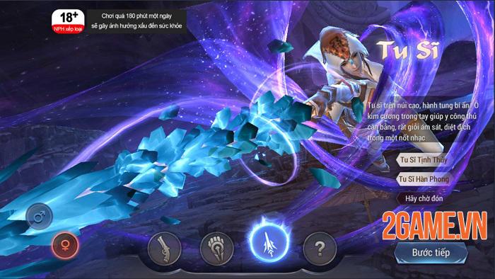 Trải nghiệm Lost Temple Mobile: Game nhập vai cốt truyện đạo mộ độc đáo 0