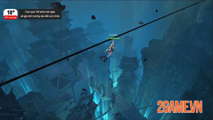 Trải nghiệm Lost Temple Mobile: Game nhập vai cốt truyện đạo mộ độc đáo 2