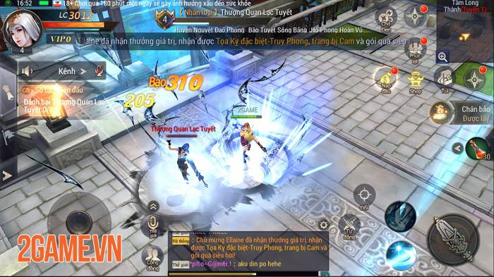 Trải nghiệm Lost Temple Mobile: Game nhập vai cốt truyện đạo mộ độc đáo 8