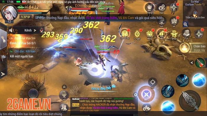 Trải nghiệm Lost Temple Mobile: Game nhập vai cốt truyện đạo mộ độc đáo 4