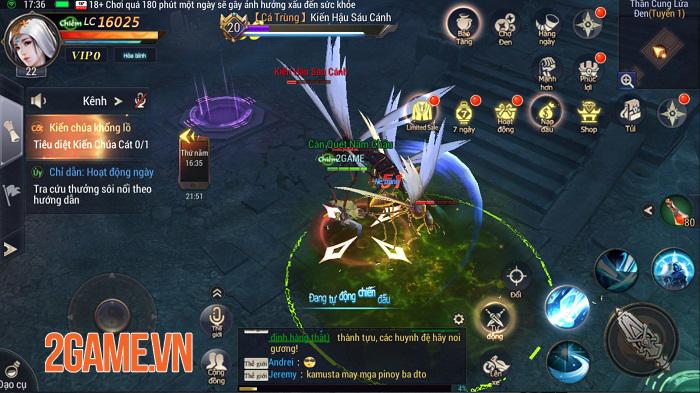 Trải nghiệm Lost Temple Mobile: Game nhập vai cốt truyện đạo mộ độc đáo 6