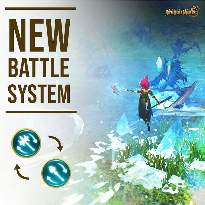 World of Dragon Nest - Game nhập vai cày cuốc chuẩn