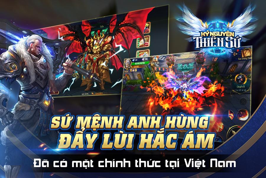 Kỷ Nguyên Thiên Sứ - Game nhập vai tựa MU Online sắp có mặt tại Việt Nam 0