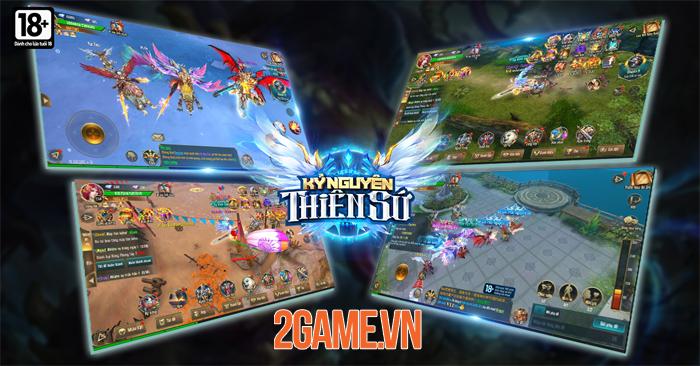 Kỷ Nguyên Thiên Sứ - Sự trở lại đầy ấn tượng của dòng game Thần thoại Châu Âu 2