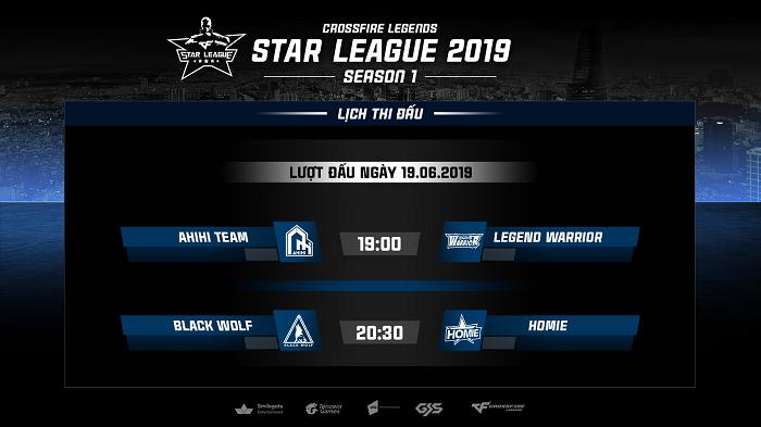 Head Hunter là đội tuyển được đánh giá cao nhất tại giải đấu Crossfire Legends Star League 2019 4