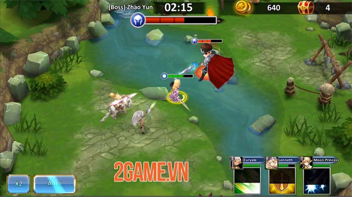 Trial of Fate - Game nhập vai đấu thẻ tướng có đồ họa 3D đẹp mắt 0