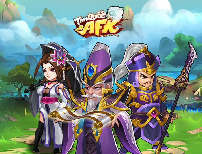 Tặng 666 giftcode Tam Quốc AFK 0