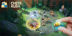 Có thể coi Chess Rush là phiên bản Auto Chess Mobile đánh nhanh rút gọn cũng được!