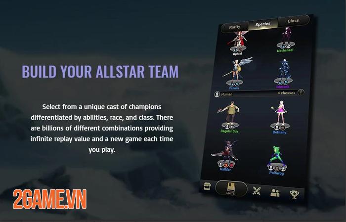 Arena Allstars - Game cờ nhân phẩm có những sáng tạo mới đáng ghi nhận! 1