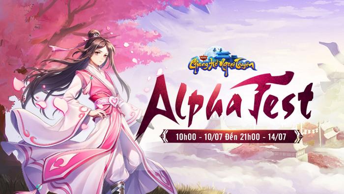 Giang Hồ Ngoại Truyện Mobile ấn định ngày Alpha Test với nhiều phần quà giá trị 2