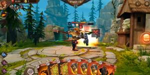 Region of Abyss – Game nhập vai kết hợp thẻ bài ma thuật vô cùng sáng tạo
