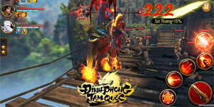 Đỉnh Phong Tam Quốc đem đến trải nghiệm chặt chém đỉnh cao cho game thủ Việt