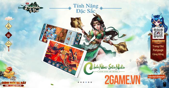 Phàm Nhân Tu Tiên H5 - Game tu tiên đa nền tảng cập bến Việt Nam 4