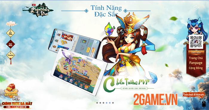 Phàm Nhân Tu Tiên H5 - Game tu tiên đa nền tảng cập bến Việt Nam 1