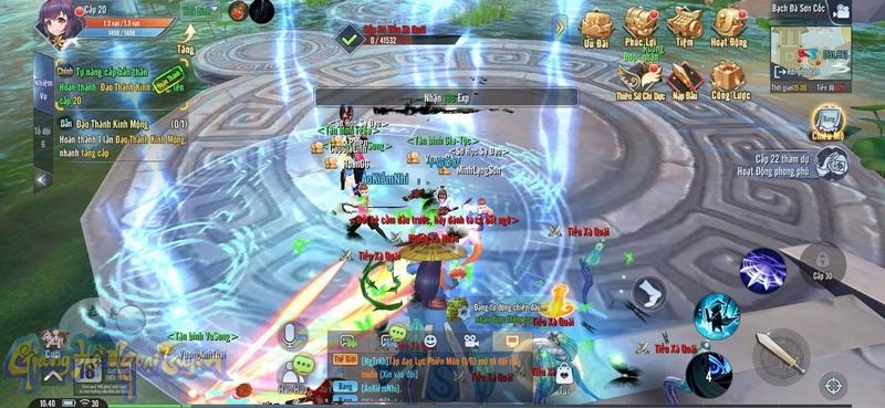 Giang Hồ Ngoại Truyện bất ngờ gặp phải vấn đề khiến game thủ choáng váng 2