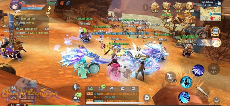 Giang Hồ Ngoại Truyện bất ngờ gặp phải vấn đề khiến game thủ choáng váng 5