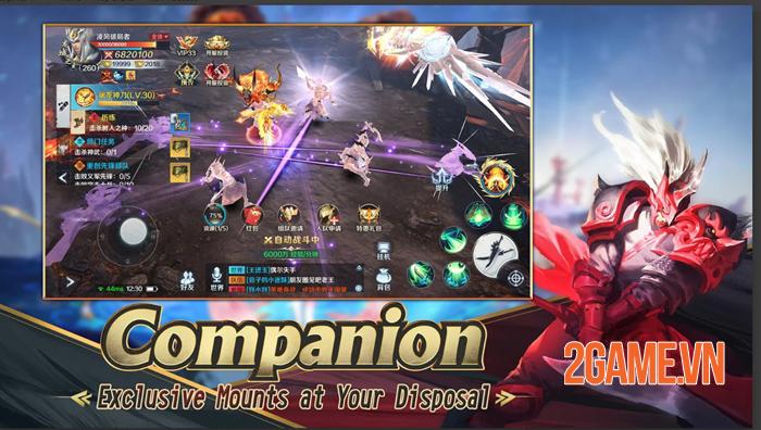 Sword and Summoner - Game nhập vai cho hóa thú sắp ra mắt game thủ SEA 1