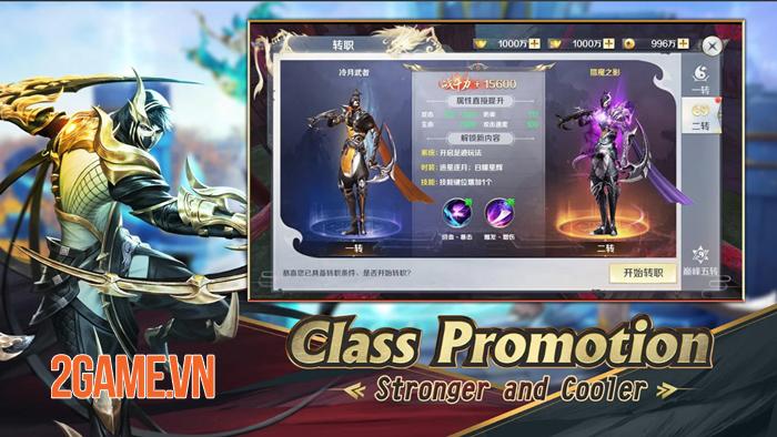 Sword and Summoner - Game nhập vai cho hóa thú sắp ra mắt game thủ SEA 5