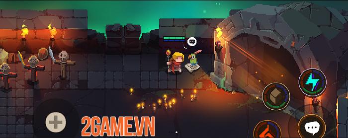 Elemental Dungeon - Game nhập vai cổ điển mang lối chơi cực chất! 0