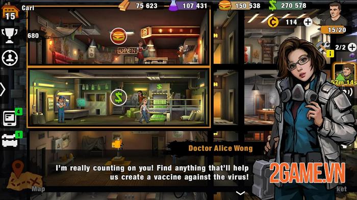 Zero City - Game sinh tồn kết hợp quản lý căn cứ trong bối cảnh zombie tràn ngập 1