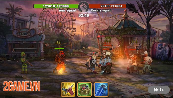 Zero City - Game sinh tồn kết hợp quản lý căn cứ trong bối cảnh zombie tràn ngập 4
